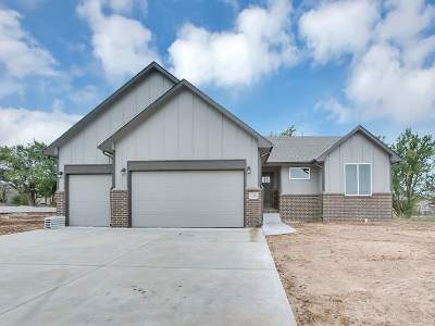 Derby Single Family Home For Sale: 919 E Freedom