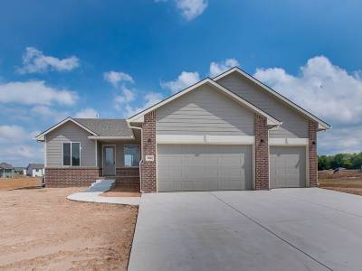 Derby Single Family Home For Sale: 800 E Freedom