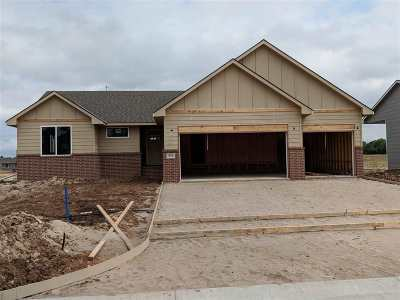 Derby Single Family Home For Sale: 830 E Freedom