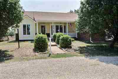 Haysville Single Family Home For Sale: 8710 S West St