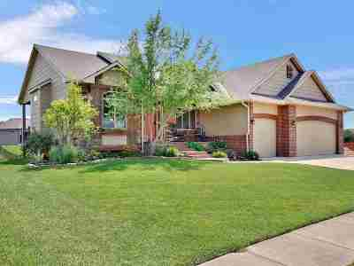 Wichita Single Family Home For Sale: 14713 W Valley Hi Rd
