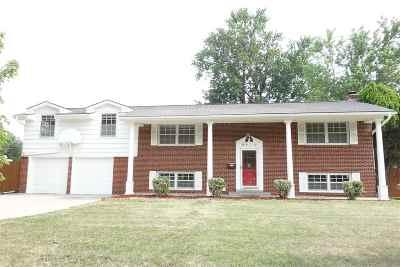Wichita Single Family Home For Sale: 5605 E 19th Street North