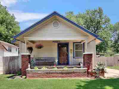 Wichita Single Family Home For Sale: 2110 S Water St