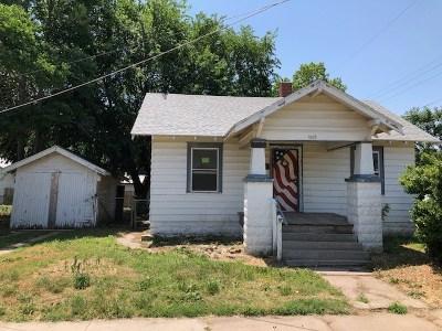 Wichita Single Family Home For Sale: 1609 W Dayton