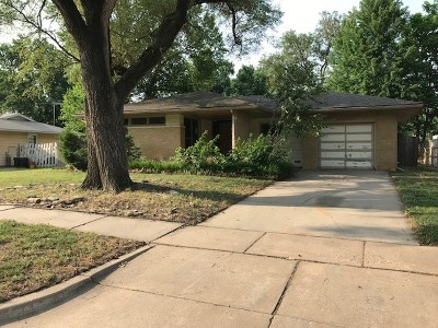 Wichita Single Family Home For Sale: 2119 W 24th St N