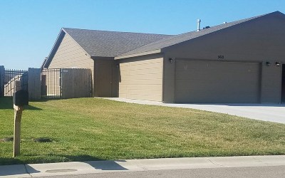 Bel Aire Single Family Home For Sale: 5621 N Lycee Ct