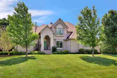 Wichita Single Family Home For Sale: 14565 E Sport Of Kings Ct