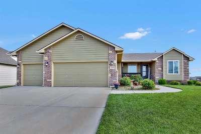 Goddard Single Family Home For Sale: 2208 S Sunset