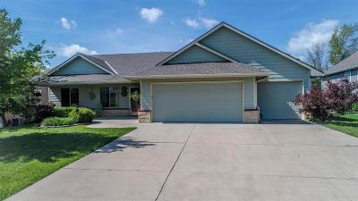 Derby Single Family Home For Sale: 3013 N Triple Creek Dr