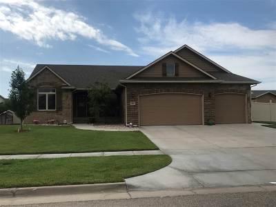 Wichita Single Family Home For Sale: 14213 W Hardtner St