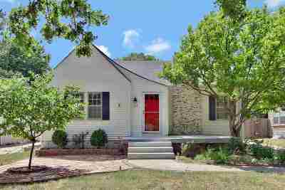 Wichita Single Family Home For Sale: 151 N Bleckley Dr