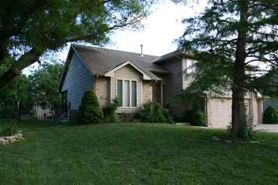 Wichita Single Family Home For Sale: 440 N Jaax Ct