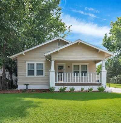 Wichita Single Family Home For Sale: 810 S Estelle