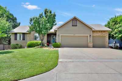 Andover KS Single Family Home For Sale: $264,900