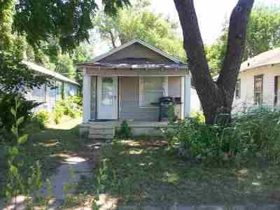 Arkansas City KS Single Family Home For Sale: $4,000