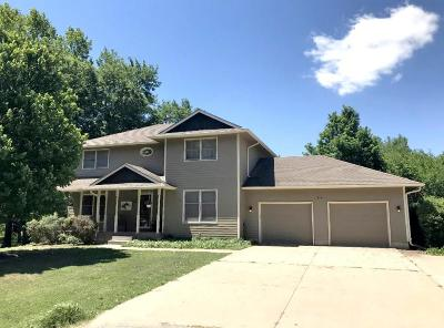 Belle Plaine Single Family Home For Sale: 313 Arbor View Dr
