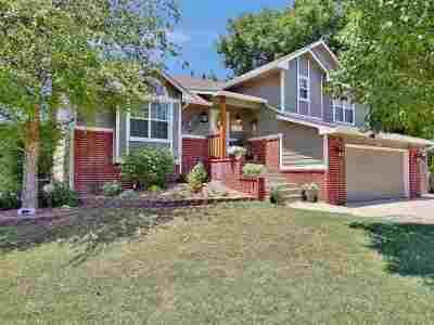 Derby Single Family Home For Sale: 2513 N Tamarisk St