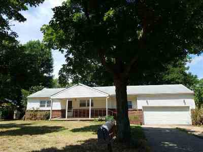 Haysville Single Family Home For Sale: 255 Van Arsdale Ave