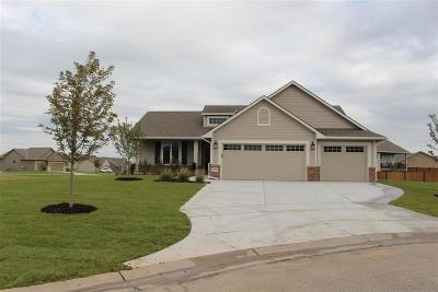 Rose Hill Single Family Home For Sale: 1170 N Countywalk