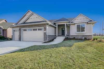 Wichita KS Single Family Home For Sale: $314,255