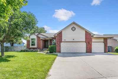 Wichita KS Single Family Home For Sale: $228,500