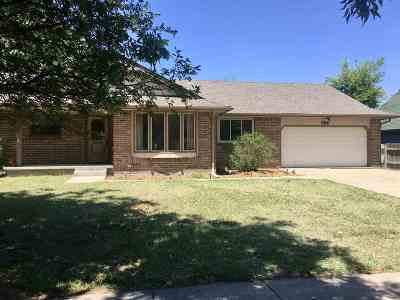 Goddard Single Family Home For Sale: 306 Brazos Dr