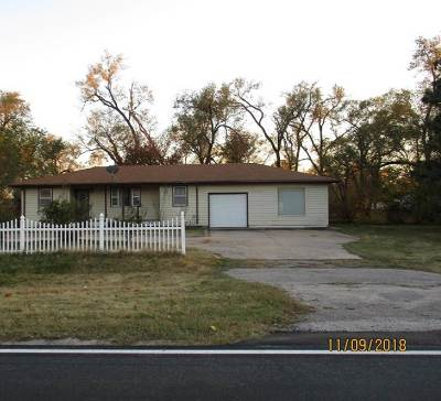Haysville KS Single Family Home For Sale: $69,900
