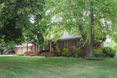 Hesston Single Family Home For Sale: 24 Park View Rd