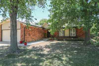 Wichita KS Single Family Home For Sale: $137,900