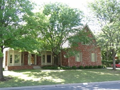 Single Family Home For Sale: 916 N Gatewood Ct