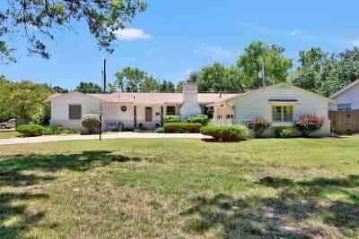 Wichita KS Single Family Home For Sale: $161,500