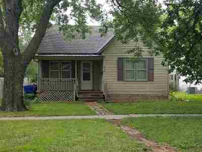 McPherson KS Single Family Home For Sale: $49,900