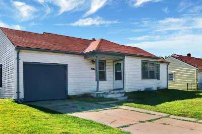 Wichita KS Single Family Home For Sale: $75,000