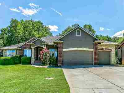 Wichita Single Family Home For Sale: 2834 Spring Meadow St