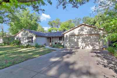 Wichita KS Single Family Home For Sale: $225,000