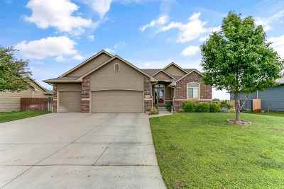 Haysville Single Family Home For Sale: 368 E Kay Ave