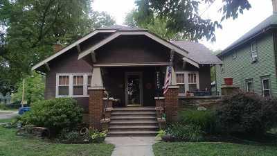 Halstead Single Family Home For Sale: 502 Main