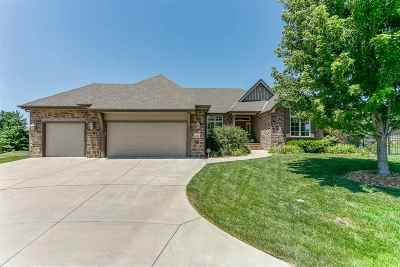 Wichita Single Family Home For Sale: 2264 N Williamsgate Ct