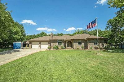 Haysville Single Family Home For Sale: 7830 Shady Creek Cir