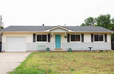Haysville Single Family Home For Sale: 232 N Marlen Ct