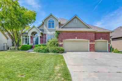Wichita Single Family Home For Sale: 1049 N White Tail Ct