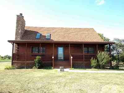 Harvey County Single Family Home For Sale: 5004 S Webb Rd