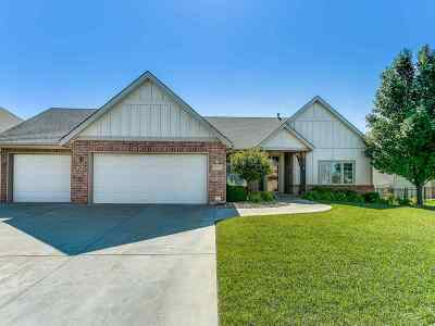 Derby Single Family Home For Sale: 2418 N Sawgrass Ct