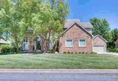 Wichita Single Family Home For Sale: 2614 N Wilderness Cir