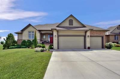 Wichita Single Family Home For Sale: 1910 N Split Rail St