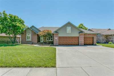 Wichita Single Family Home For Sale: 5111 N Harborside Ct