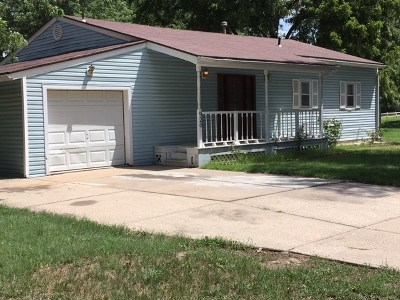 Harvey County Single Family Home For Sale: 920 W 6th St