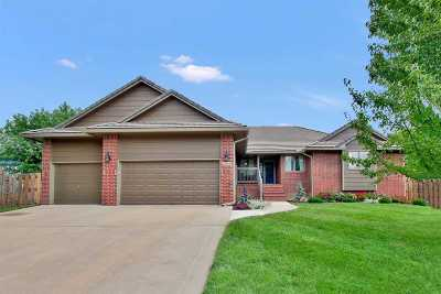 Wichita Single Family Home For Sale: 15010 E Tipperary Cir