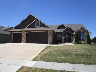 Wichita Single Family Home For Sale: 2009 S Triple Crown St