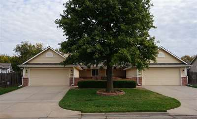 Bel Aire Single Family Home For Sale: 4830 N Hedgerow St